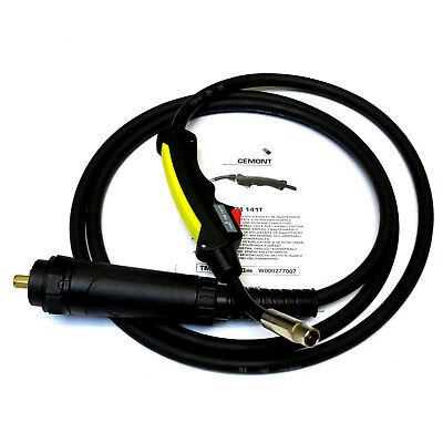 Cemont TM 141T Mig Torch With Rotatable Torch Neck