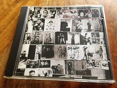 The Rolling Stones CD Exile On Main Street Remastered 1994 VIRGIN CDV 2731