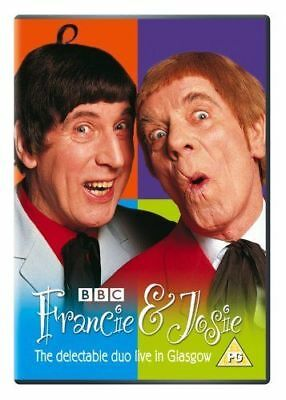 Francie And Josie Live In Glasgow Brand New & Factory Sealed