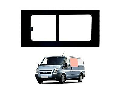 Left Hand Side Clear Opening Window for Ford Transit MK6/7 (00-14) [MWB; LWB]