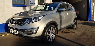 Kia Sportage 2.0CRDi AWD First Edition