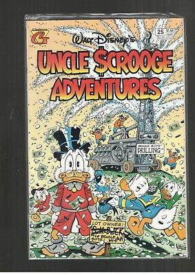 Uncle Scrooge Adventures Band 25