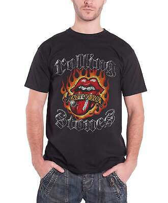 The Rolling Stones Miss You Album Cover Tattoo Official Black Mens T