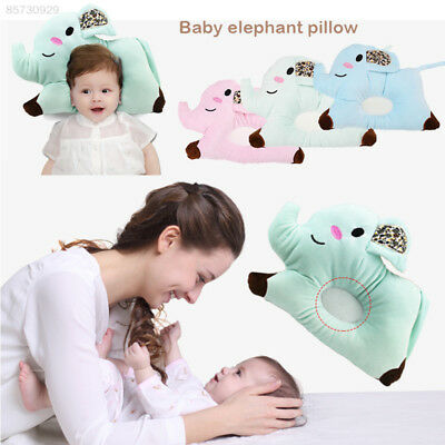 6FA3 Infant Shaping Pillow Baby Shaping Pillow 4 Colors Headrest Toddler