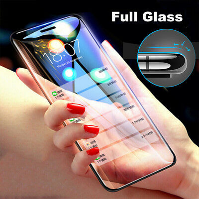 Full Cover Tempered Glass Screen Protector For Samsung Galaxy A9 2018 A7 A750
