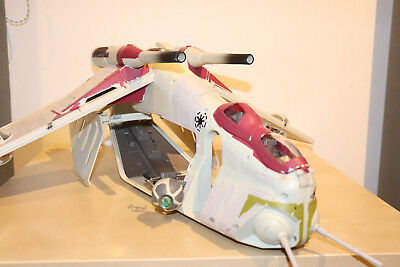 Republic Gunship Star Wars SAGA 2002