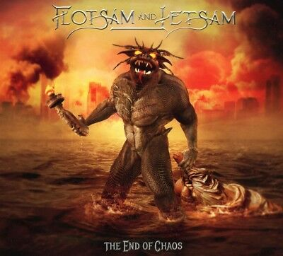 Flotsam And Jetsam - The End Of The Chaos