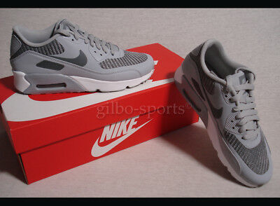 NIKE AIR MAX 90 Ultra 2.0 SE GS Grey White Gr. 37 37,5 39 grau 917988 006