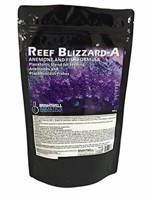 BRIGHTWELL REEF BLIZZARD-A 50 Grams Best Value Coral food