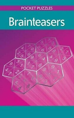 Pocket Puzzles: Brainteasers - New Book Arcturus Publishing