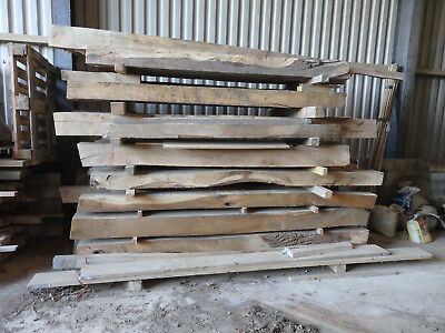 25 years Air Dried Structural Oak Beams / Lintels - Top Quality - Various Sizes