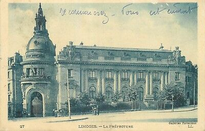 Cp Limoges Prefecture