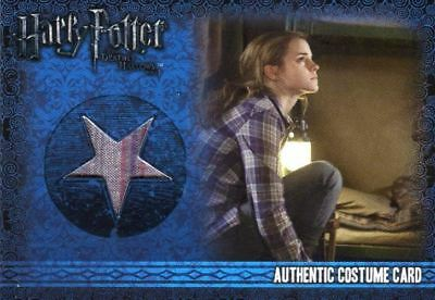 Harry Potter Deathly Hallows 1 Hermione Granger Costume Card HP C4 #257/280