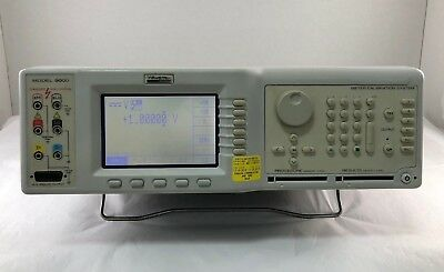 Wavetek 9000 Multi-function Calibrator - Calibrated - Ships today with warranty!