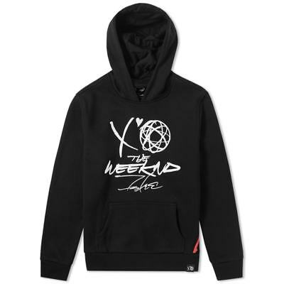The Weeknd X Futura Legend Of The Fall Hoodie Brand New, Small, (Black)