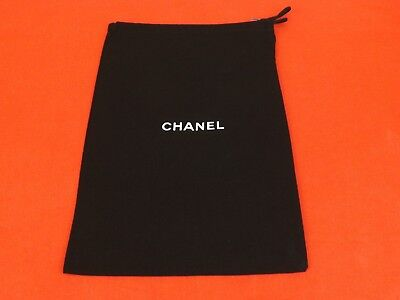 CHANEL Dust Bag for Flats Shoes or Clutch Purse 7.5 x 12.3/4""