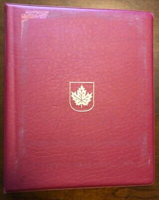 Canada Postal Specialty Album with stamps from 1947 to 1985 from Stanley Gibbons