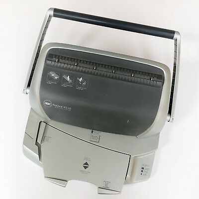 GBC ProClick P110 Manual Binding Machine Book