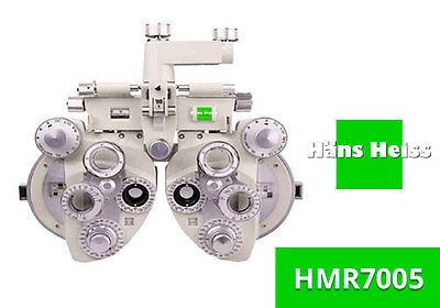 Manual Refractor Hans Heiss Hmr7005 White New