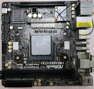 ASROCK FM2A88X-ITX+ MOTHERBOARD DRIVER FOR PC
