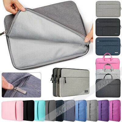 """Laptop Bag Cover Sleeve Case Pouch For Macbook Pro Air Retina 13.3"""" 13 Notebook"""