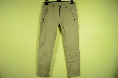 Armani Exchange _ Premium Men's Beige Chino Pants Trousers _ W31 L32