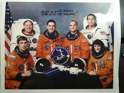 Robert Cabana (BOB) Authentic Hand Signed Autograph 8X10 Photo - NASA ASTRONAUT