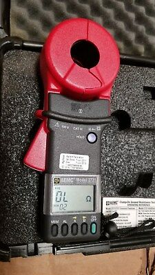 AEMC 3731 Clamp On Ground Resistance Tester