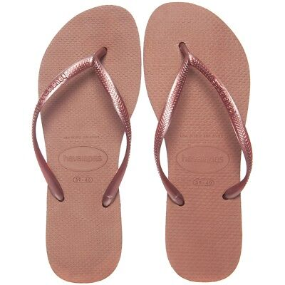 New Havaianas H. Slim Nude Bronze By OZSALE