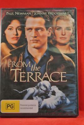 NEW - From The Terrace - Paul Newman - Region 4 - DVD