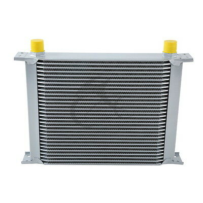 UNIVERSAL Performance 30 ROW AN-8AN  ENGINE TRANSMISSION OIL COOLER British type