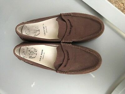 4a115fd2009 MEN S COLE HAAN Size 11 British Tan Pinch Weekender Loafers -  90.00 ...