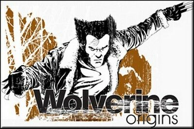 Marvel Comics Wolverine Orgins AIMANT M-MX-0007