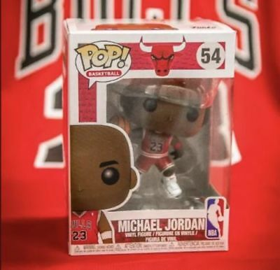 PREORDER Michael Jordan Funko Pop! NBA #54