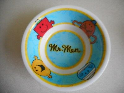 Stor Mr Men Bowl Cereal, Soup Multi Coloured Diameter 14.5Cm Height 4.5Cm