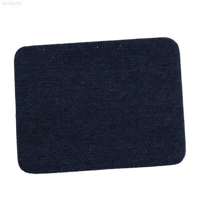 0260 2PCS Jeans Patches Repairs Elbow Patch Sewing Cloth Fabric Cowboy DIY Blue