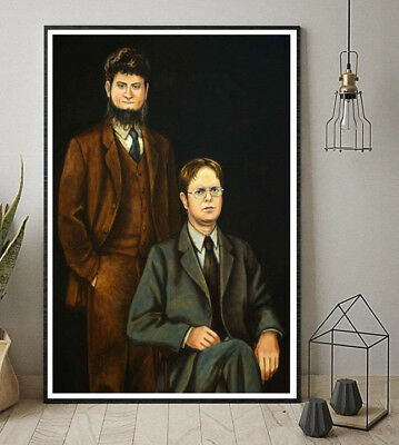 The Office Dwight Schrute Poster 11-36 Inches Unframed Poster US Supplier