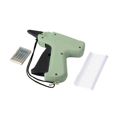 Price Tagging Gun Label Clothes Garment Tag Machine +5 Needles +1000 Bards CR048