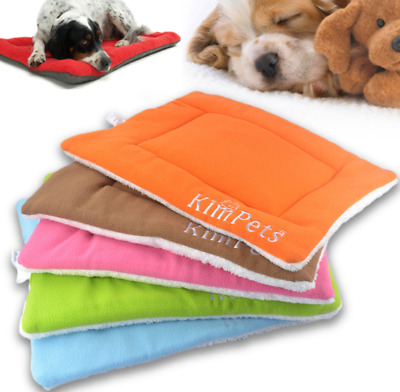 Dog Bed Large Size Removable Zipped Cover Washable Pet Bed Cushion & Cover