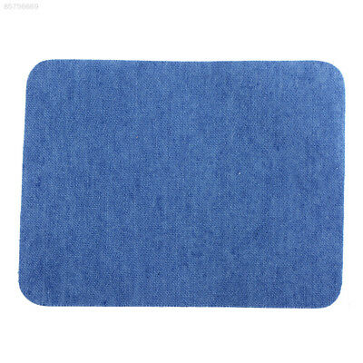 31A5 2PCS Jeans Patches Repairs Knee Patch Sewing Cloth fill hole Cowboy Light