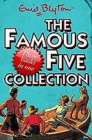 New The Famous Five Collection 1 By Enid Blyton