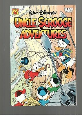 Uncle Scrooge Adventures Band 22