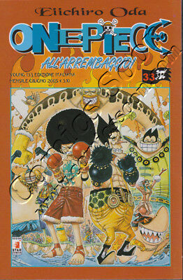 ONE PIECE 33 - YOUNG 133 - Star Comics - NUOVO