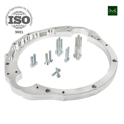 Bmw V12 M70 M73 Engine Adapter Plate To Bmw M60 M62 V8 Manual Gearbox 420G Swap