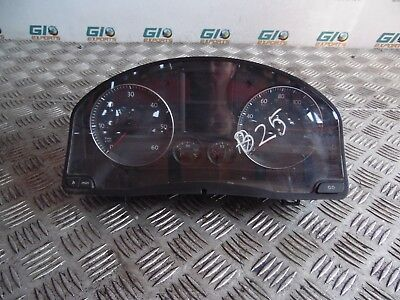 Vw Golf Mk5 Speedo Clocks Instrument Cluster Vwz7Z0D9959383 1K0920951B Id4120