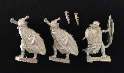 GW Lord of the Rings Middle Earth Warhammer Mahud Warriors Hobbit (G074)