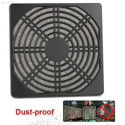 6097 PC Dust Filter Desktop Case Cooler Cover Grill Chassis Portable 12CM