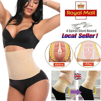 Postpartum Belly Recovery Boned After Baby Tummy Tuck Belt Body Slimming Shaper