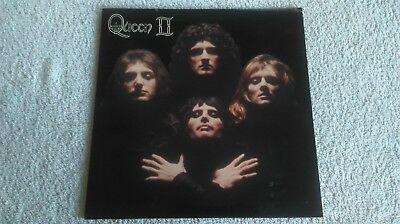 Queen - Queen Ii (Rare First Pressing - Gatefold Sleeve + Printed Inner Sleeve)