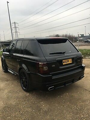 range rover sport 2.7 low tax group 4x4